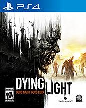 Dying Light uncut US-Import Cover Packshot