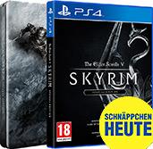 The Elder Scrolls V: Skyrim Special Edition uncut AT-PEGI Cover