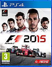 F1 2015 Packshot