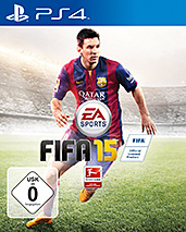 FIFA 15 Cover Packshot