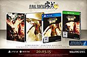 Final Fantasy Type-0 HD Cover Packshot