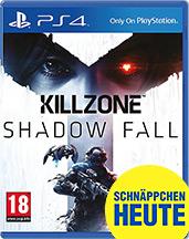 Killzone: Shadow Fall uncut EU-PEGI Cover