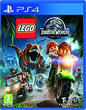 LEGO Jurassic World Packshot