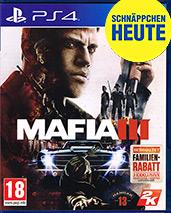 Mafia 3 uncut PEGI Cover