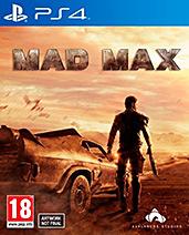 Mad Max uncut AT-PEGI Cover Packshot