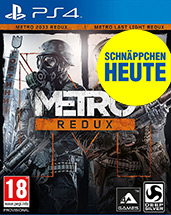Metro Redux uncut PEGI AT-Version Cover Packshot Next-Gen