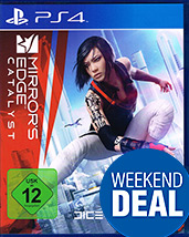 Mirrors Edge Catalyst Cover