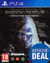 Mittelerde: Mordor's Schatten uncut AT-PEGI Cover Packshot