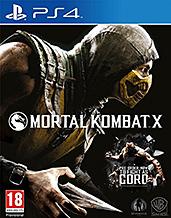 Mortal Kombat X uncut AT-PEGI Cover