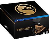 Mortal Kombat X uncut Kollectors Edition by Coarse Cover