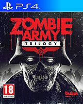 Zombie Army Trilogy uncut PEGI Cover Packshot