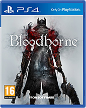 Bloodborne uncut AT-PEGI Cover Packshot