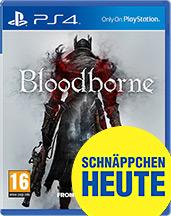 Bloodborne uncut PEGI Cover Packshot