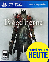 Bloodborne uncut Cover Packshot