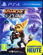 Ratchet & Clank AT-PEGI Cover