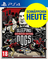 Sleeping Dogs Definitive Special Edition uncut PEGI Cover Packshot
