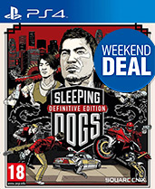 Sleeping Dogs Definitive Special Edition uncut PEGI AT-Version Cover Packshot Next-Gen