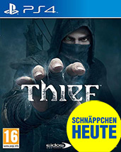 Thief uncut PEGI Cover