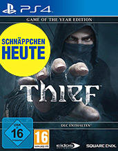 Thief 4 Game of the Year Edition Cover Packshot