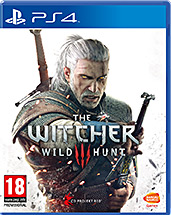 The Witcher 3: Wild Hunt uncut PEGI Cover Packshot
