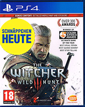 The Witcher 3: Wild Hunt uncut AT-PEGI Cover