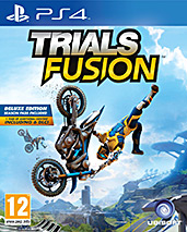 Trials Fusion PEGI Packshot