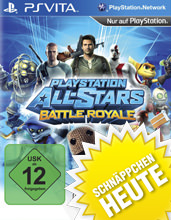 PlayStation All-Stars Battle Royale Vita bei gameware.at bestellen