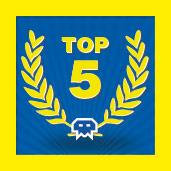 Gameware Top 5 des Jahres 2014