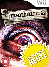 Manhunt 2 uncut Cover Packshot