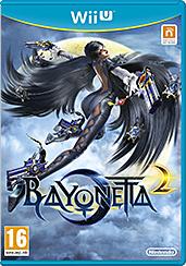 Bayonetta 2 Cover Packshot