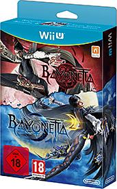 Bayonetta 2 AT-PEGI Cover Packshot