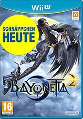 Bayonetta 2 uncut PEGI AT-Version Cover Packshot