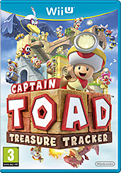 Captain Toad: Treausre Tracker uncut PEGI Cover