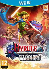Hyrule Warriors AT Cover Packshot