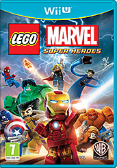 LEGO Marvel Super Heroes PEGI Cover