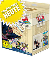 The Legend of Zelda: The Wind Waker HD Limited Edition Cover