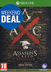 Assassin's Creed Syndicate AT-PEGI Cover