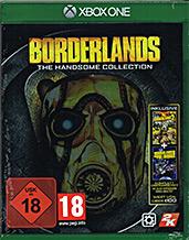 Borderlands: The Handsome Collection Cover Packshot