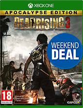 Dead Rising 3 Apocalypse Edition Cover Packshot
