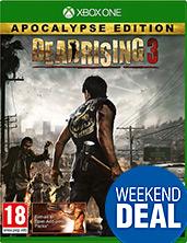 Dead Rising 3 Apocalypse Edition uncut AT-PEGI Cover