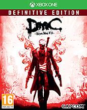 DmC Devil May Cry uncut PEGI Cover