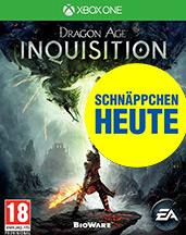 Dragon Age 3: Inquisition uncut PEGI Cover