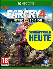 Far Cry 4 uncut AT-PEGI Cover Packshot