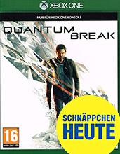 Quantum Break D1 Version AT-PEGI Cover