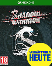 Shadow Warrior uncut PEGI Cover