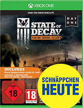 State of Decay Cover Packshot