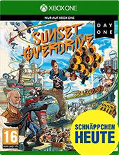 Sunset Overdrive D1 Edition AT-PEGI Cover Packshot