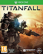 Titanfall uncut PEGI AT Cover Packshot