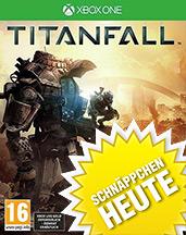 Titanfall uncut PEGI Cover