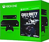Xbox One 500 GB Konsole Call of Duty Bundle Packshot